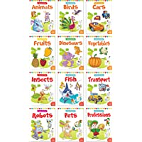 Colouring Books for kids (Pack of 12 Books for Children )