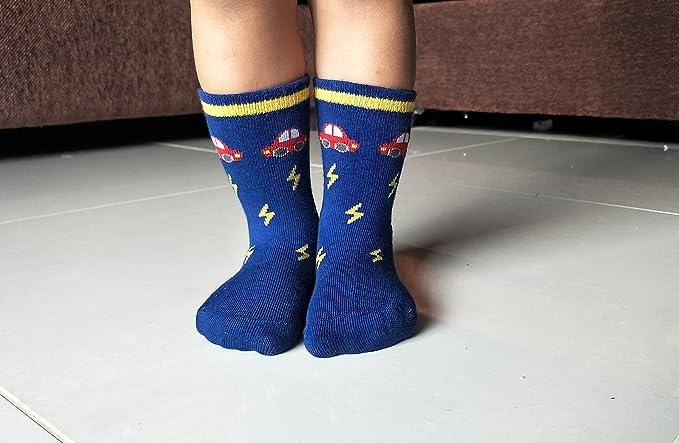 Gyratedream Anti Slip Silicone Summer Stripe Socks Chaussettes de v/élo Respirantes