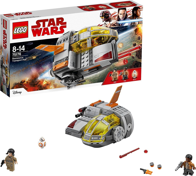Lego-75176 Resistance Transport Pod, Multicolor (75176)