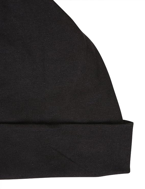 Atmungsaktiv One Size Elastisch TED WILLIAMS Unisex Beanie aus feinem Jersey Gewebe