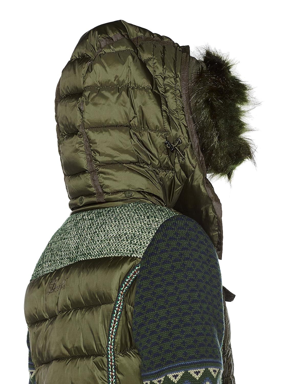 Amazon.com: Desigual Womens Padded Michelle Coat: Clothing