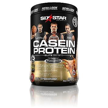 Six Star Pro Nutrition Casein Protein Powder - Best Casein Protein for Muscle Gain