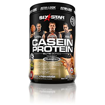 Six Star Pro Nutrition Casein Protein Powder