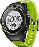 [エプソン リスタブルジーピーエス]EPSON WristableGPS 腕時計 ランニングウォッチ GPS機能 Q-10