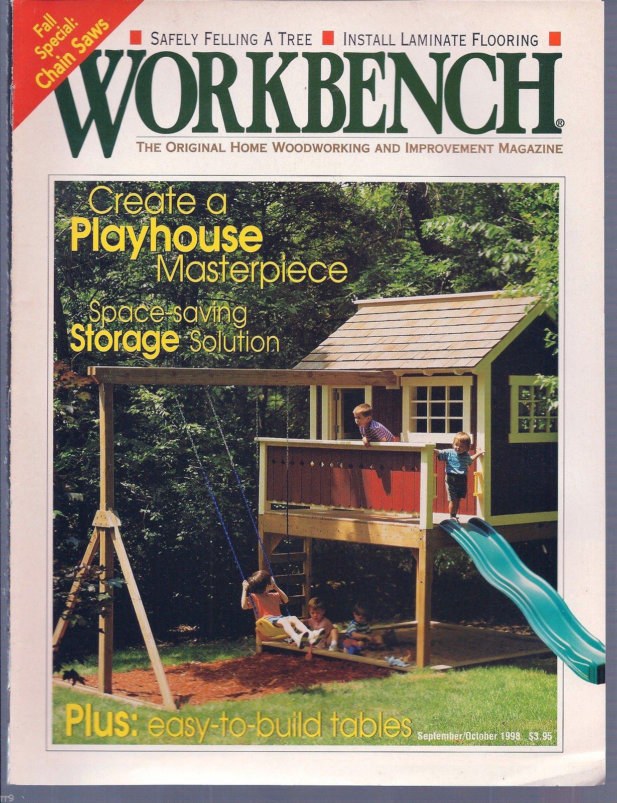 Workbench September October 1998 Home Woodworking
