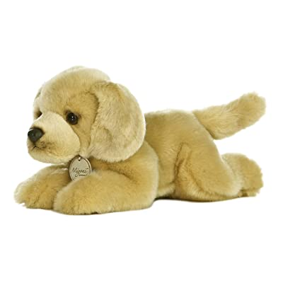 "Aurora - Miyoni - 11"" Yellow Lab: Toys & Games [5Bkhe1805275]"