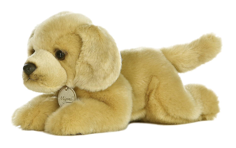 Amazon Com Aurora World Miyoni 11 Golden Lab Dog Toys Games