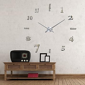 Amazonde Walplus Heim Innen Kunst Spiegel Dekoration Wohnzimmer