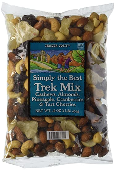 Image result for trader joe's trail mix