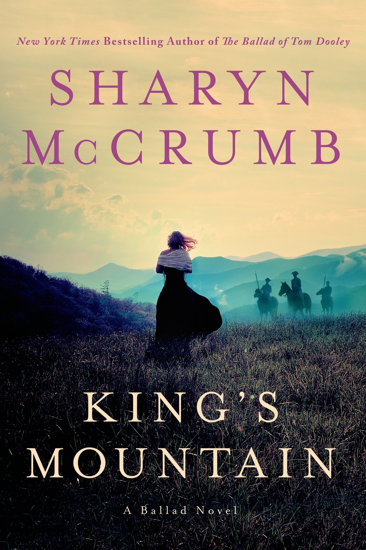 Read Online King's Mountain: A Ballad Novel (Ballad Novels) pdf
