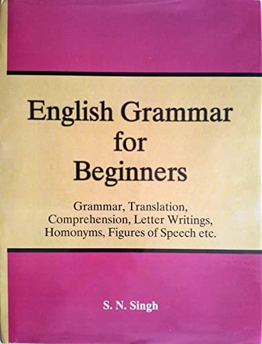 ENGLISH GRAMMAR for BEGINNERS (Paperback)