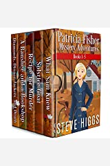 Patricia Fisher's Mystery Adventures - A boxed set Kindle Edition