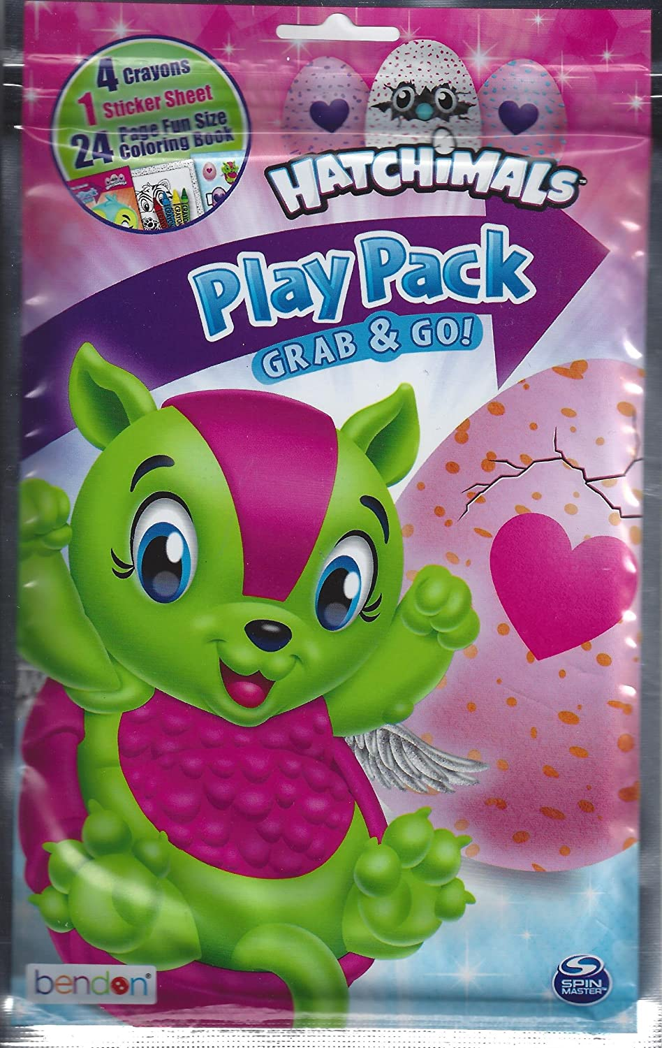 Party Favors and 12 Thank... 12 Packs Hatchimals Grab and Go Play Packs Bundle