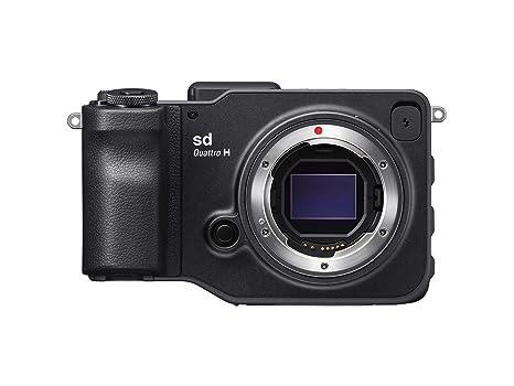 Sigma SD Quattro H Cuerpo de la cámara SLR 38.6MP CMOS Negro: Amazon.es: Electrónica