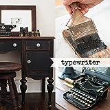 Miss Mustard Seed's Milk Paint Typewriter 1qt