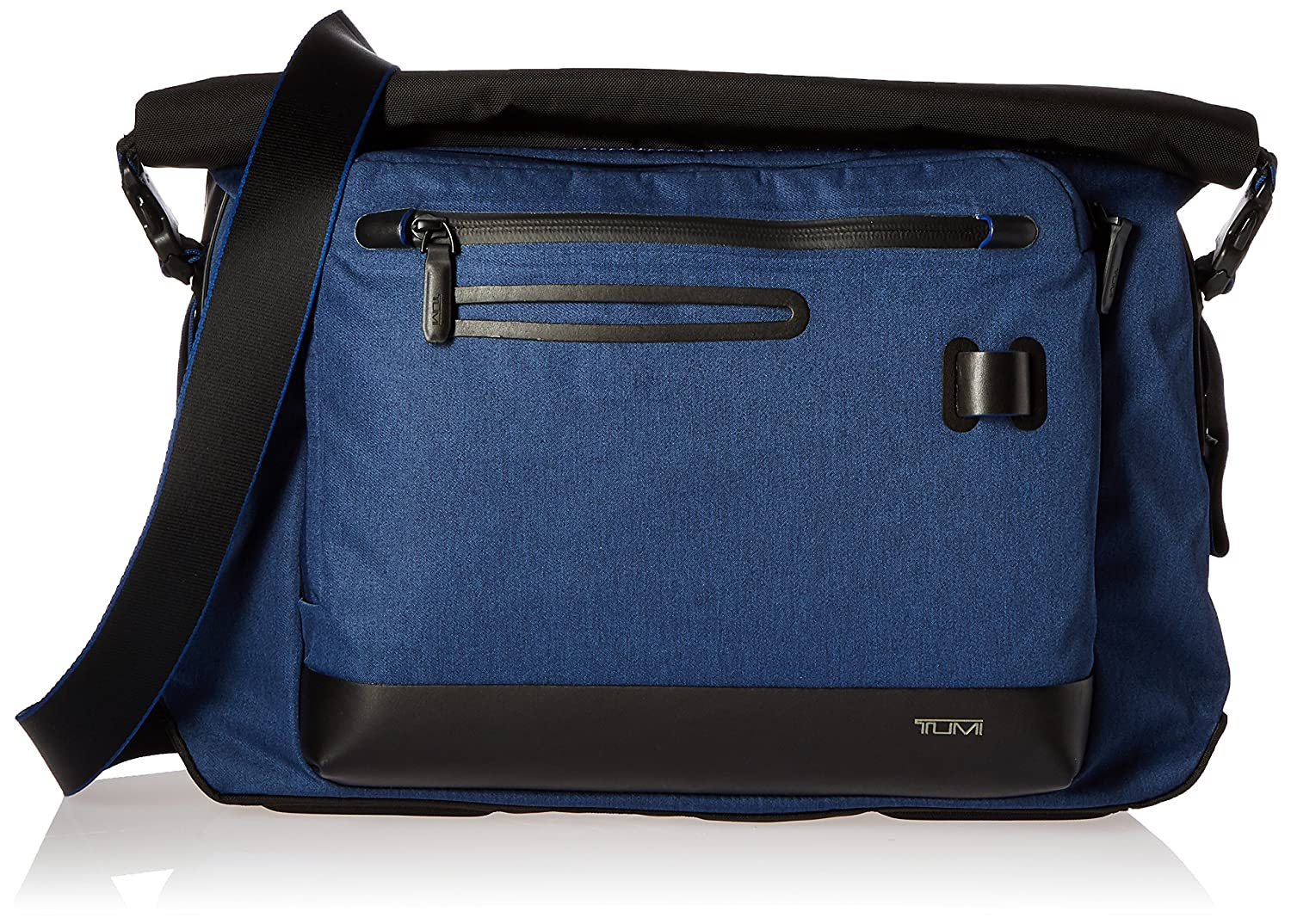 Amazon.com | Tumi Tahoe Marino Roll Top Messenger Crossbody Bag ...