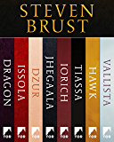 A Vlad Taltos Collection: Dragon, Issola, Dzur, Jhegaala, Iorich, Tiassa, Hawk, Vallista