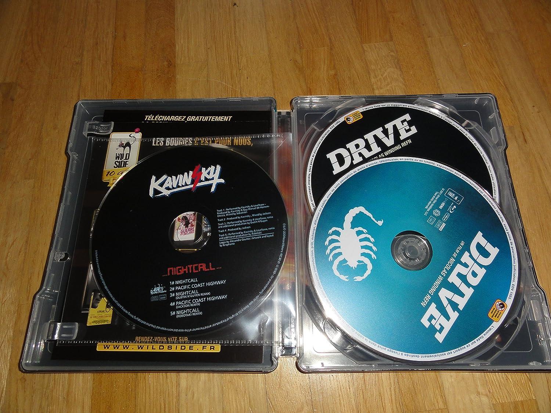 Drive - Special Edition Steelbook + Soundtrack Kavinsky Nightcall ... Gute Bettwasche Wirklich Ausmacht