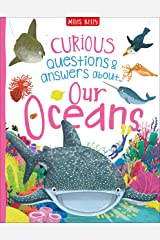 Curious Questions & Answers About Our Oceans Hardcover