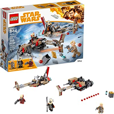 LEGO Star Wars Cloud-Rider Swoop Bikes: Toys & Games
