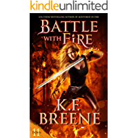 Battle With Fire (Demon Days, Vampire Nights World Book 11)