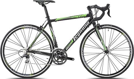 Legnano Ciclo 570 lg36, Bicicleta de Carretera para Hombre, Negro ...