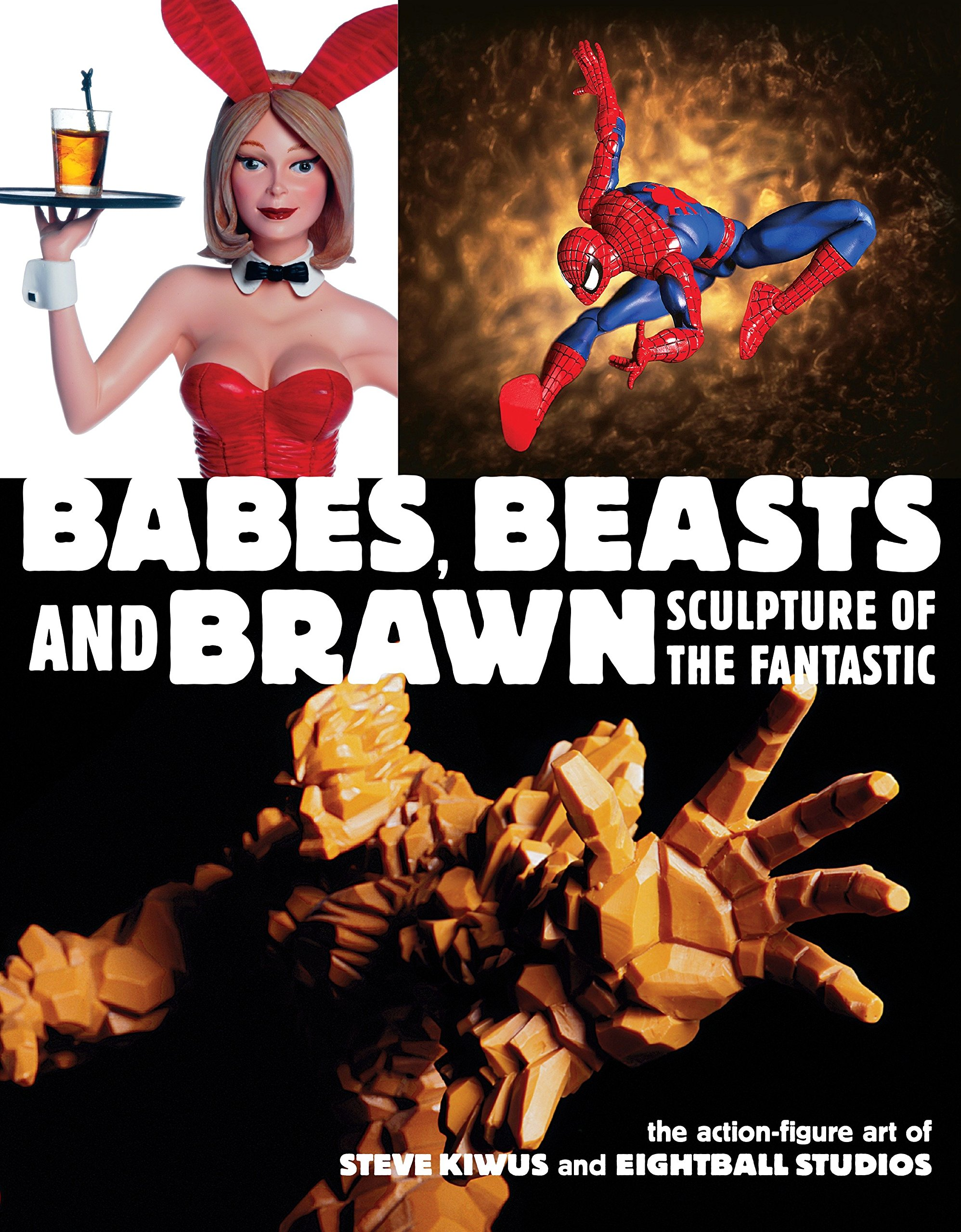 Babes, Beasts, and Brawn: Sculpture of the Fantastic by Dark Horse