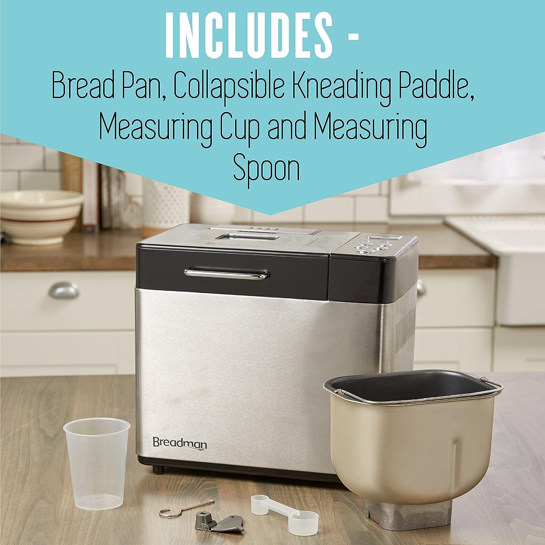 Breadman 2 lb Professional Bread Maker, Amazon bread machine