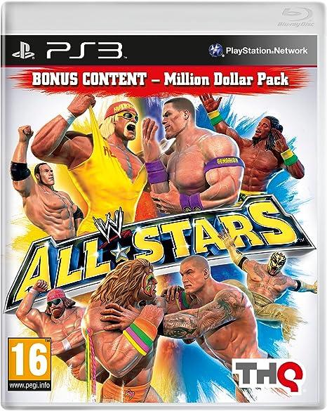 WWE All Stars - Million Dollar Pack (PS3) [Importación inglesa ...