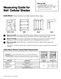 Bali Blinds Custom Blackout Cellular Shade with