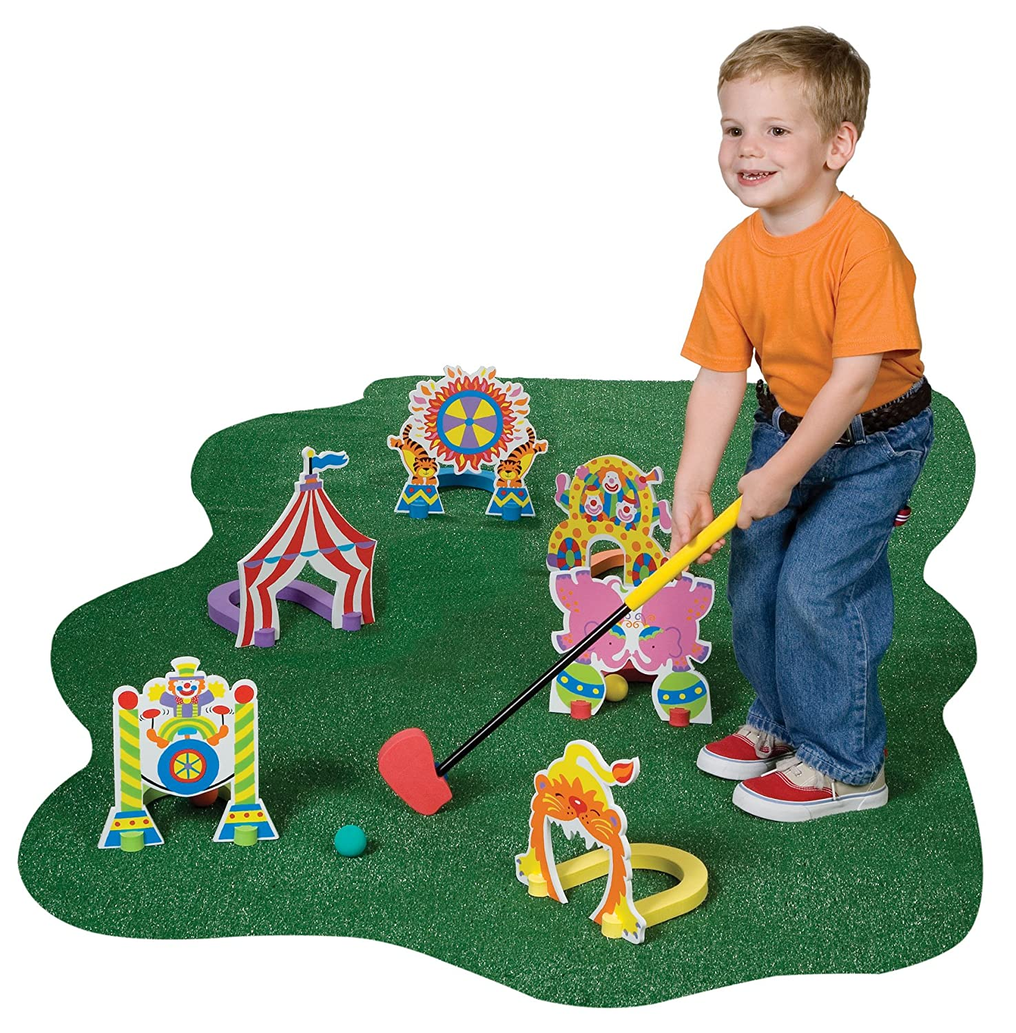 Amazon.com: Alex Toys Active Play Mini Golf: Toys & Games