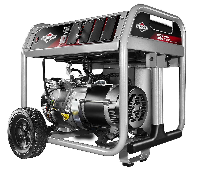 Amazon Briggs & Stratton Gas Powered Portable Generator