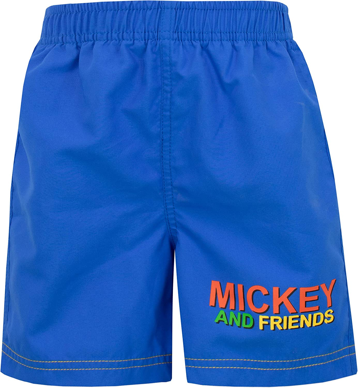 Mickey Mouse Gar/çon Maillot de Bain Deux pi/èces Disney