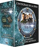 Stargate SG-1 - L'intégrale des 10 saisons + 3 films [Francia] [DVD]