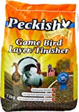 Peckish Game Bird Layer/Finisher, 7.5kg