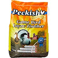 Peckish Game Bird Layer/Finisher, 7.5kg