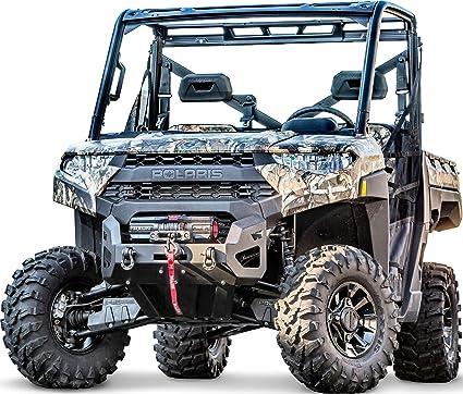 WARN 101708 Front UTV Bumper For Polaris Ranger