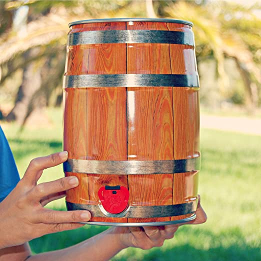 2 opinioni per #MyBrewery. Set beer barrel. Party keg set. manuale inglese / spagnolo