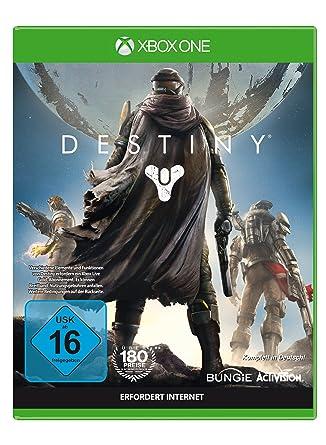 b1711a5dde7 Microsoft Xbox One Software Destiny USK 16  Amazon.co.uk  PC   Video Games