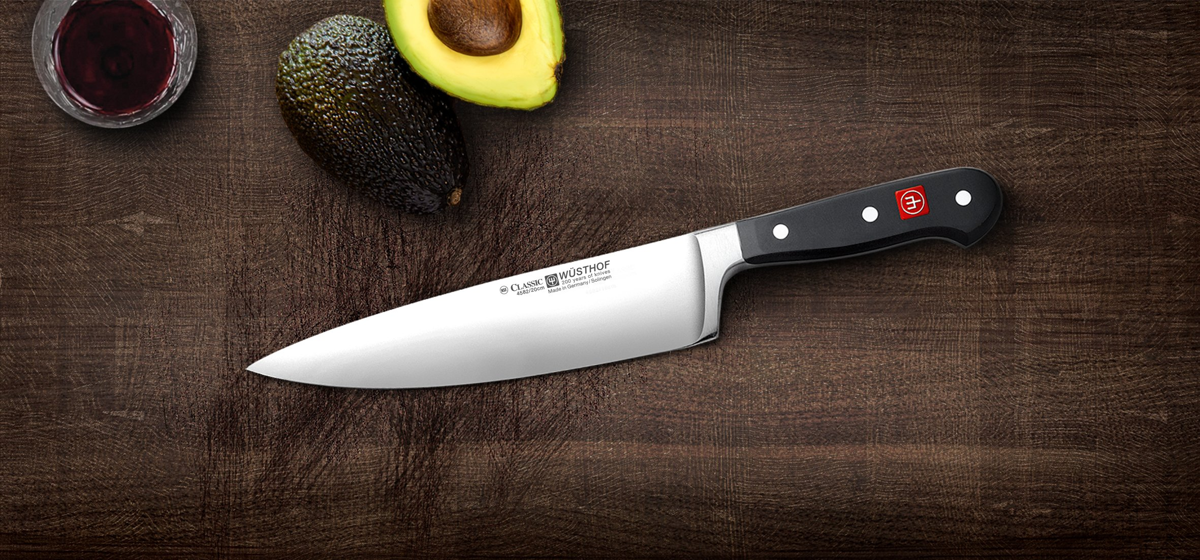 Wusthof Classic 8-Inch Chef's Knife by Wüsthof (Image #1)