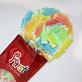 FirstChoiceCandy Concord NikLNip Wax Bottles Candy 1 Pound Resealable Bag