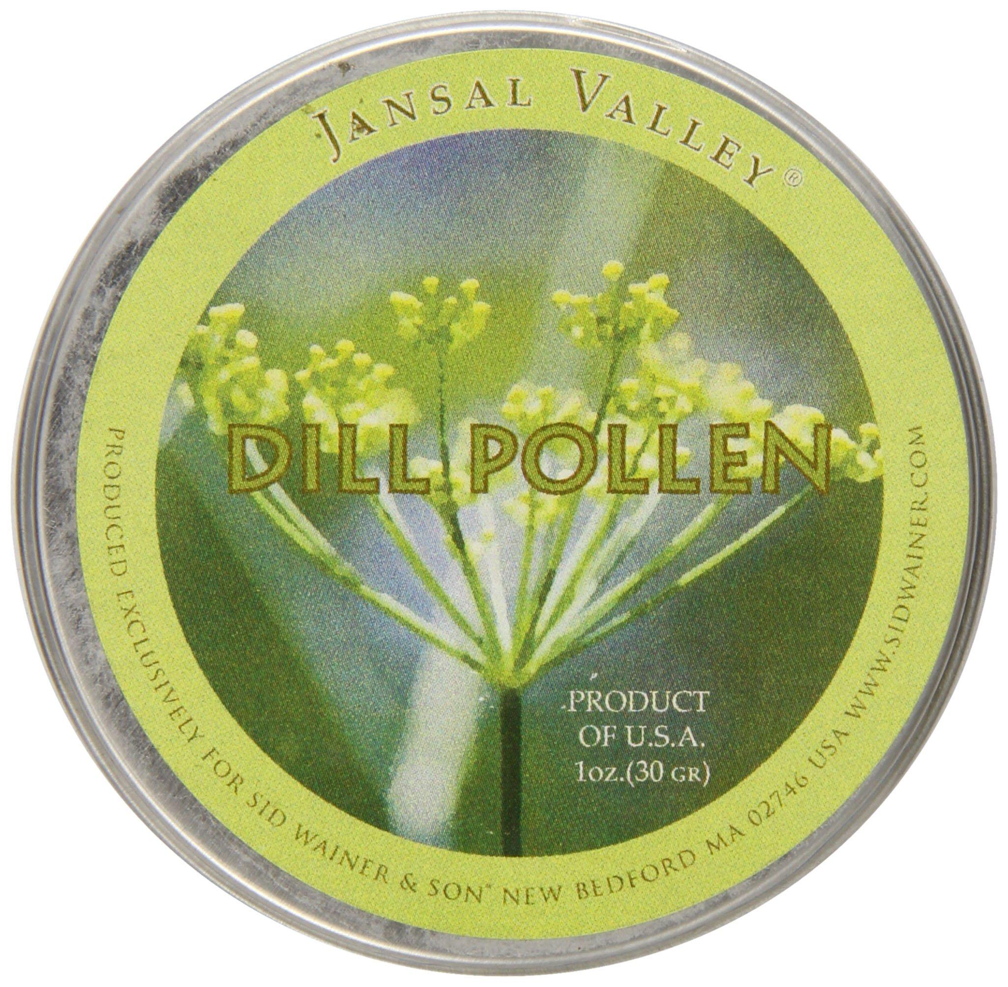 Jansal Valley Dill Pollen, 1 Ounce
