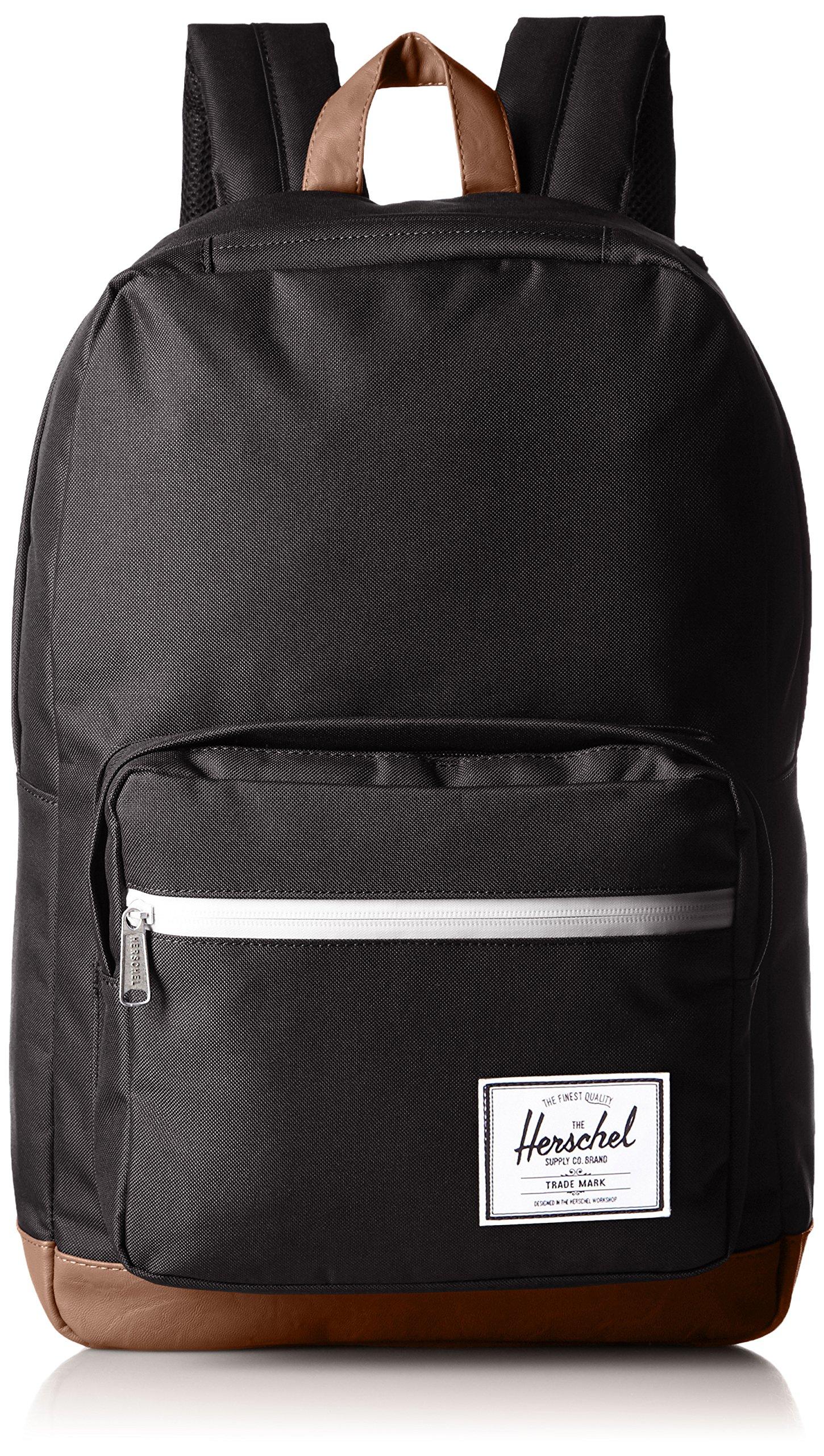 Herschel Supply Co. Pop Quiz, Black, One Size