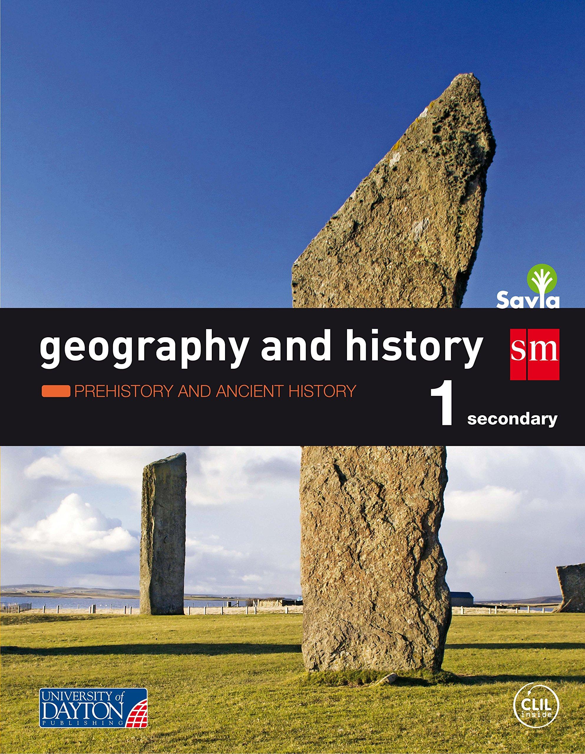 Geography and history. 1 Secondary. Savia: Murcia, País ...