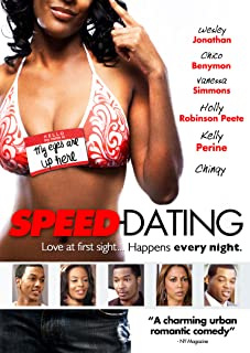 Book Cover: Speed-Dating
