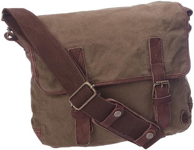 Timberland Messenger Canvas Bag, Sac bandoulière homme