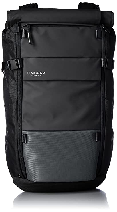 Amazon.com  Timbuk2 Clark Pack, Jet Black, One Size  Sports   Outdoors aa0366db4e
