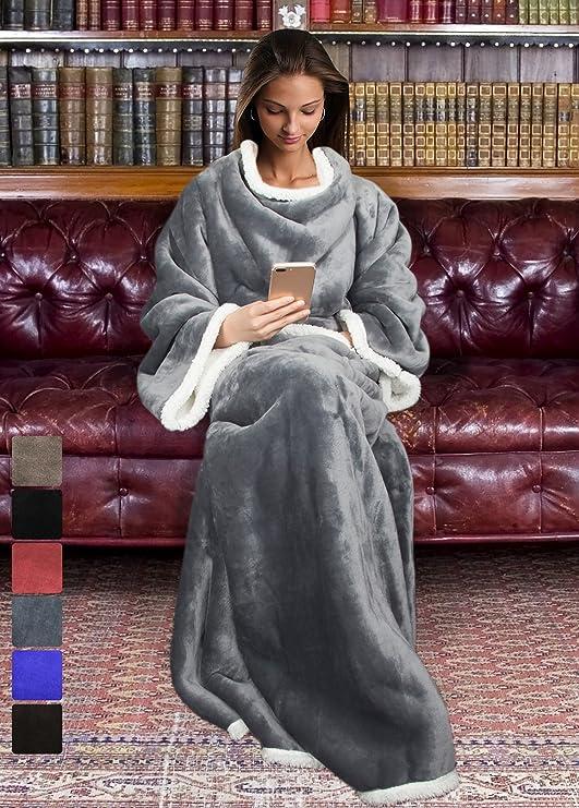 Garde Art Studio Throw Wrap School Blanket for Bed Couch Sofa Goku Dragon Ball Wrap Sheet Keep Warm Sherpa Flannel Throw Wearable Blankets for Adult Women Men
