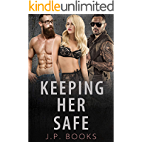 Keeping Her Safe: Bisexual Romance Collection