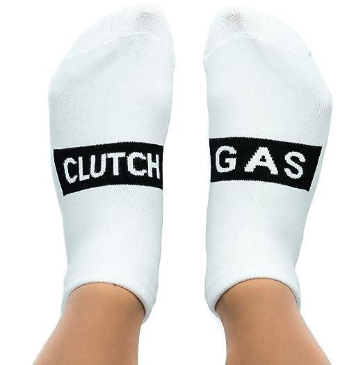 Gas Clutch Socks
